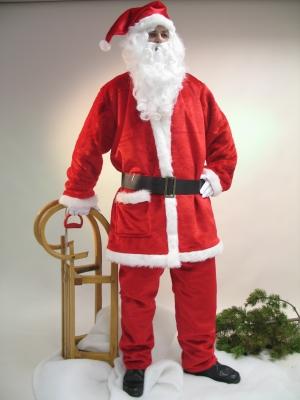 Costume Babbo Natale.La Stranacasa Travestimenti E Feste